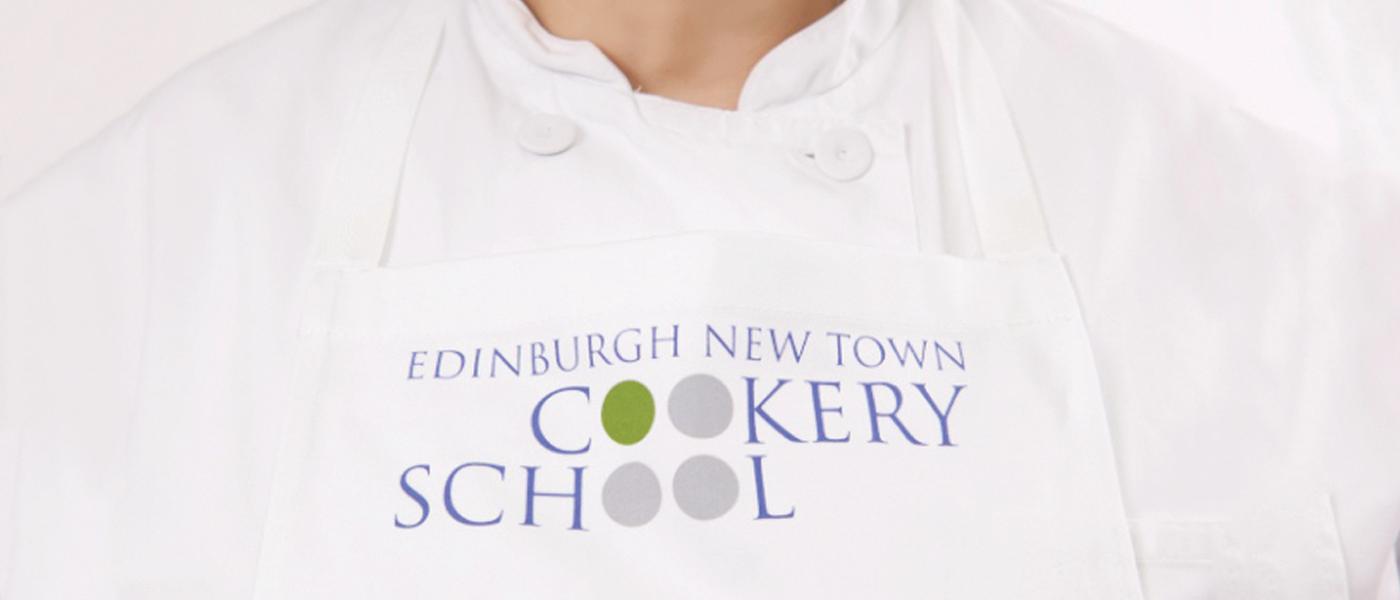 White apron edinburgh - Fiona Burrell Founder
