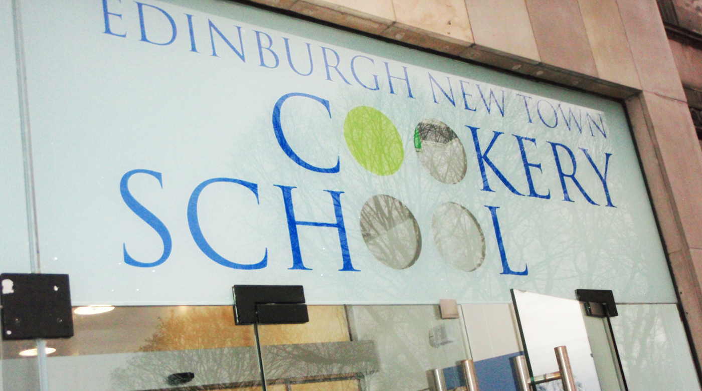Edinburgh New Town Cookery School