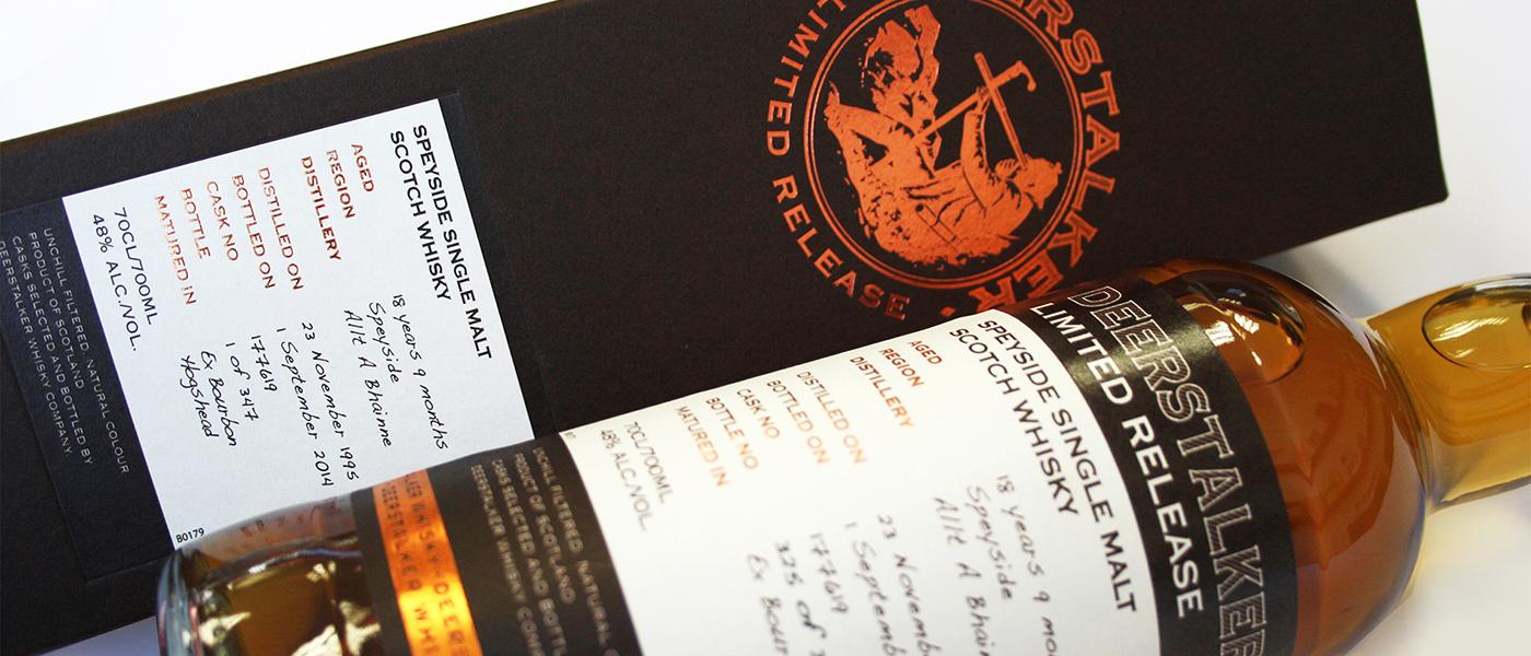 Deerstalker Whisky