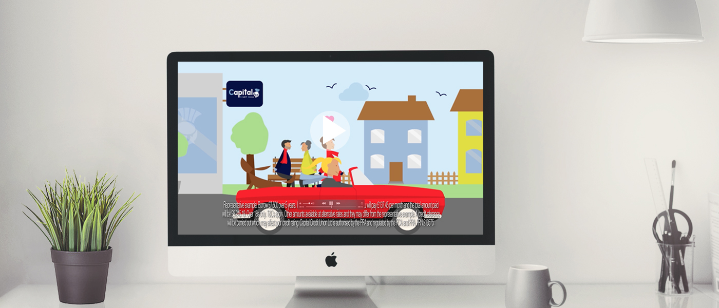 CAPITAL CREDIT UNION LAUNCH TV CAMPAIGN